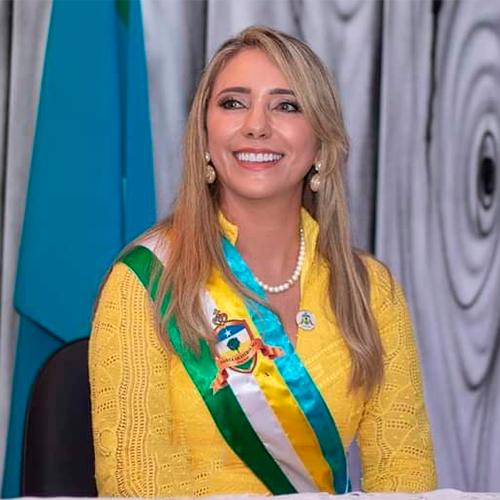 Prefeita - Samia Moreira